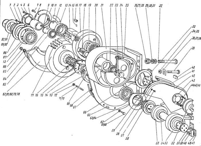 к экскаватору ЭКГ-5А,